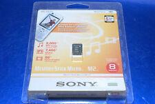 SONY MS-A8GN Memory Stick Micro M2 Speicherkarte mit 8GB (NEU/OVP)