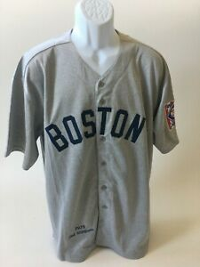 Ted Williams # 9 1939 Boston Red Sox MLB Baseball Jersey Size Large / L