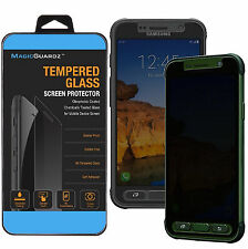 Privacy Anti-Spy Tempered Glass Screen Protector for Samsung Galaxy S7 Active