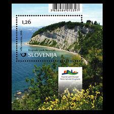 """Slovenia 2016 - Nature Parks """"Strunjan"""" Landscape - MNH"""