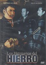 DVD - Los Hermanos Del Hierro NEW Antonio Aguilar FAST SHIPPING !