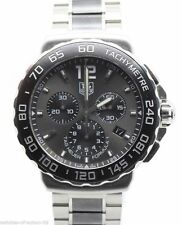 TAG Heuer Luxury Adult Wristwatches with Date Indicator