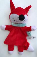 Fox guante de la mano marioneta de la tienda de tigre