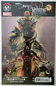 The Darkness/ Wolverine #1 (2006) / US-Comic Bagged & Borded / 1st Print