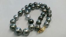 1299$ Natural  11-16mm Tahitian Pearl Necklace