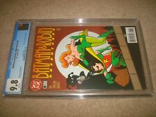 Batman & Robin Adventures #8 CGC 9.8 DC 1st Print 1996 Harley Quinn Poison Ivy