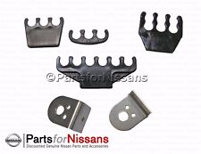 GENUINE DATSUN 240Z 260Z 280Z SPARK PLUG WIRE HOLDER BRACKET CLIP SET NEW OEM