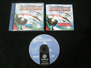 DC : AEROWINGS - Completo ! Dreamcast - CONSEGNA IN 24/48H !