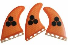 Surfboard Fins Future G3 G5 G7 surf fiberglass honey comb Tri Set Thruster S M L