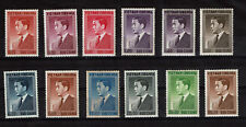 French Office Indochina South Vietnam President Ngo Dinh Diem Full Set of 12
