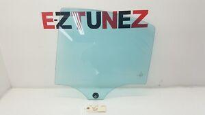 2001-2007 MERCEDES BENZ C32 LEFT DRIVER SIDE REAR DOOR WINDOW GLASS OEM