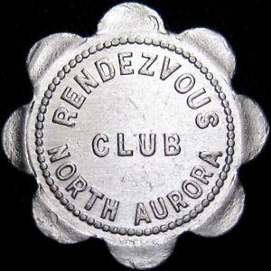 North Aurora Illinois Good For Token Rendezvous Club