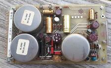 Vintage Telefunken V672a/2 Universal Studio preamplifier PURE DISCRETE SOUND