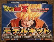Dragonball Z S.S. Goku Model Kit DBZ Irwin Toys BNIB Free Postage
