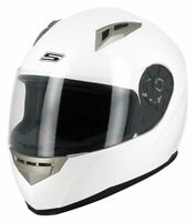 Casque Moto / Scooter S-Line Intégral S448 APEX - Blanc