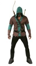 GUIRCA Costume Arrow Robin Hood medievale arciere carnevale adulto 115 80722