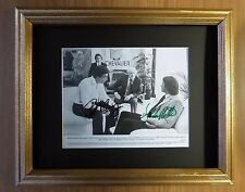 HERO AT LARGE  1980 CAST SIGNED BY JOHN RITTER & BERT CONVY  AUTOGRAPHED  w/COA