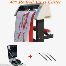 "High Quality 40"" Redsail Vinyl Sign Cutter with Contour Cut Function"