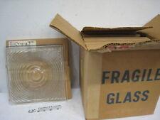 Prescolite 6715 1015-7 1016-7 Square Glass Lens Fresnel Lens Only Pack of 6