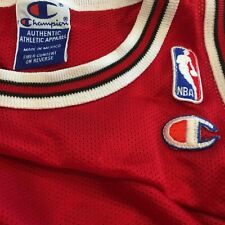 Vintage Michael Jordan Chicago Bulls Champion Jersey Youth M 10-12 #23 NBA