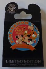 Disney 100 Years of Magic Red Pin Station Pin Only LE