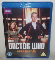 BLU-RAY DOCTOR WHO - DEEP BREATH - NUOVO NEW