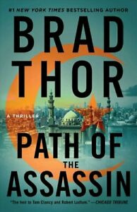 Path of the Assassin A Thriller by Brad Thor 9781982148188 | Brand New