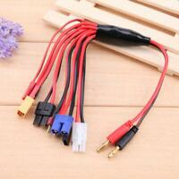 8 in 1 Lipo Battery Charger Multi Charging Plug Convert Cable for RC Car