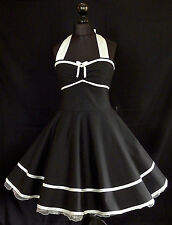 50er jupon rockabilly jeunesse vais initier communion abiball soir robe de fete