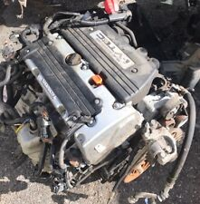 2012 2013 2014 Honda Civic SI Complete Engine motor longblock  2.4L SI Vtec 4
