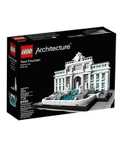 LEGO Architecture 21020 Trevi Fountain New Sealed Retired