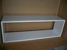 Regal Standregal Raumteiler  Hochglanzlackiert Weiß 120 x40,5 cm Gutmann Factory