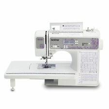Brother Sq9285 Sewing Quilting Machine+150 Stitches+Extension Table+10 Feet+Font