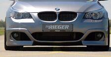 Rieger OEM E60 E61 Front Bumper Upgrade Complete 2004-2010 5 Series Brand New