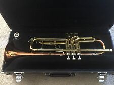 Nice Condition Conn Director Coprion Copper Bell Trumpet Ready to Play!!!!