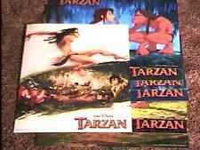 TARZAN LOBBY CARD SET '99 DISNEY CLASSIC