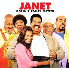 NEW CD Janet Jackson Doesn't Really Matter Nutty Professor II, The Klumps