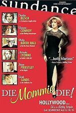 Die Mommie Die! DVD 2003 Dark Comedy, Charles Busch, Frances Conroy, Philip Bake