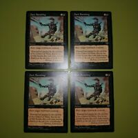 Dark Banishing x4 Mirage 4x Playset Magic the Gathering MTG