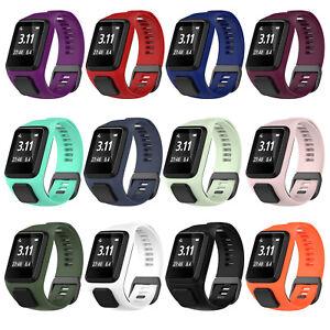 Golfer 2 Smartwatch Armband stein-grau für TomTom Adventure