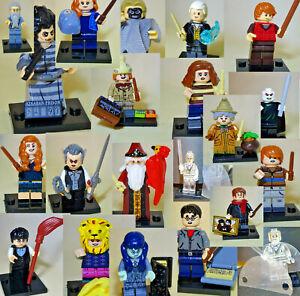 Harry Potter Minifigures Serie Miste Lego Compatibili  Nuove