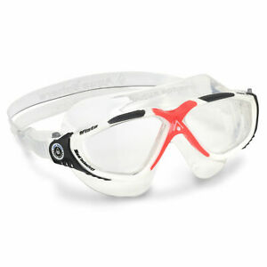 AQUA SPHERE VISTA Ladies Swimming Goggles & Caps anti fog triathlon pool goggles