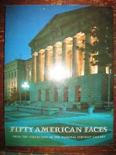 Fifty American Faces from the Collection of the National Portrait Gallery 1978