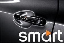 5x Aufkleber Smart für Türgriff und Außenspiegelsn Vinylselbstklebe