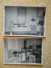 Ospedale civile Jesi Antonio Fibbi due foto originali inizi '900?