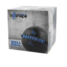 In Shape Crossfit Medicine Exercise Fitness No Bounce Gym Wall Ball 9 Kg Weight