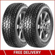 AEOLUS-CrossAce AS01 - 215/75 R15-100T Tubeless Car Tyre (Set of 2)