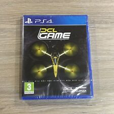 DCL Drone Championship League - Playstation 4 PS4 - NEW SEALED - UK 🇬🇧 PAL