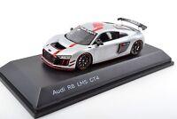 Genuine Audi R8 LMS GT 4 1:43 Silver