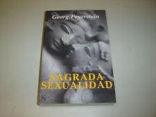 SAGRADA SEXUALIDAD (Georg Feuerstein)